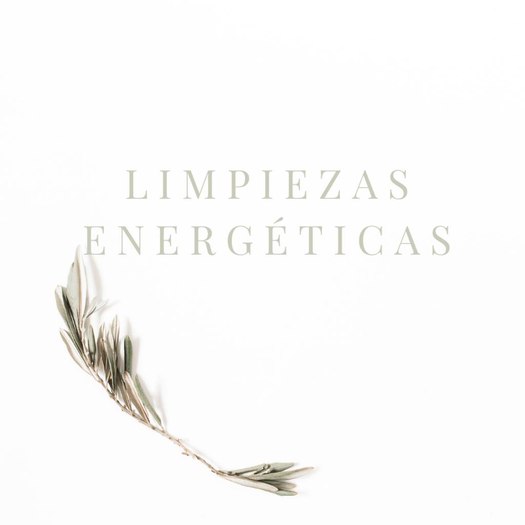 LIMPIEZAS ENERGÉTICAS